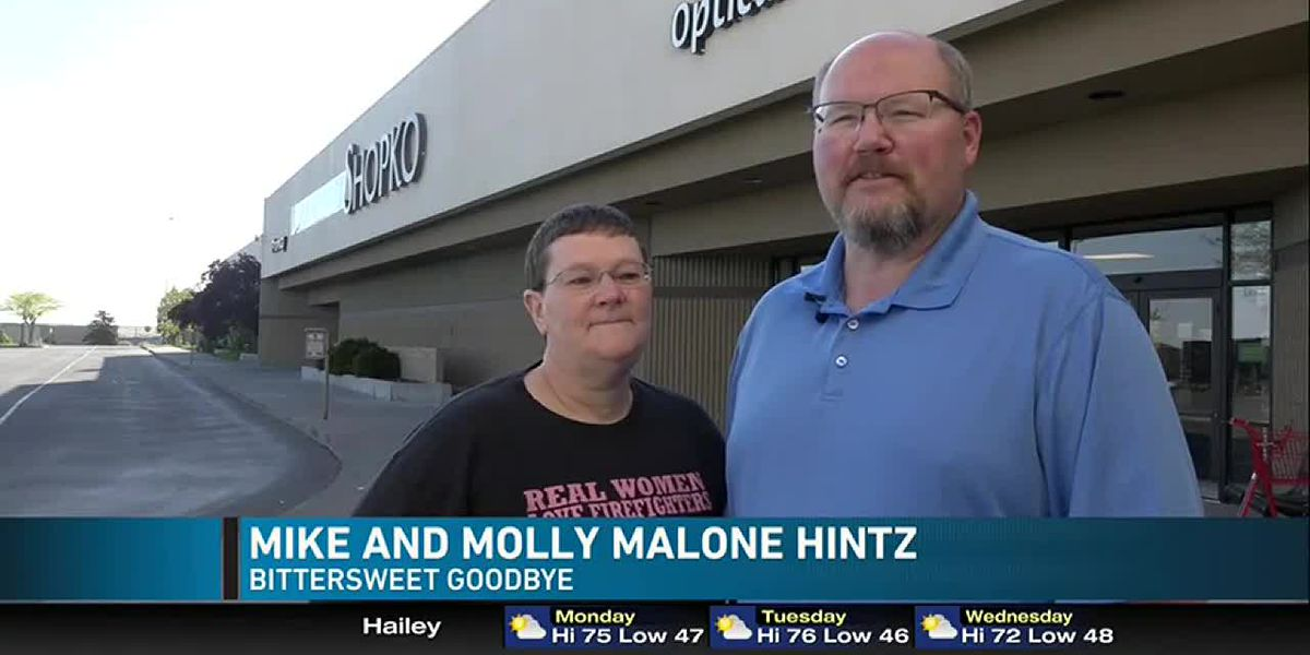 Shopko closing brings former employees to visit the site where they fell in love