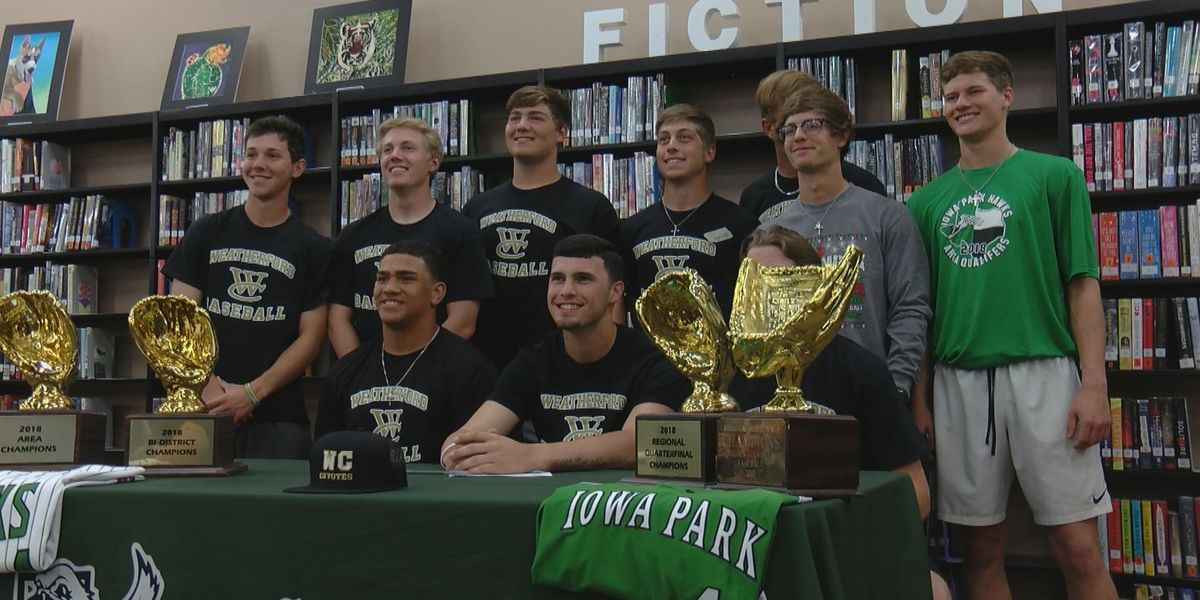 IP's Teafatiller, AC's Clements sign letters of intent