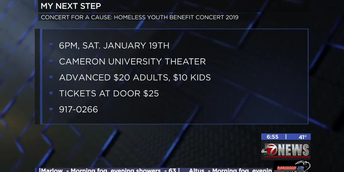 Concert for a Cause happening on Saturday