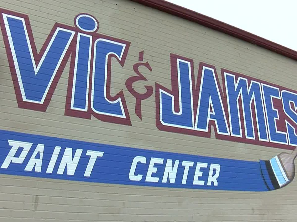 News Channel 6 City Guide: Vic and James Paint Center
