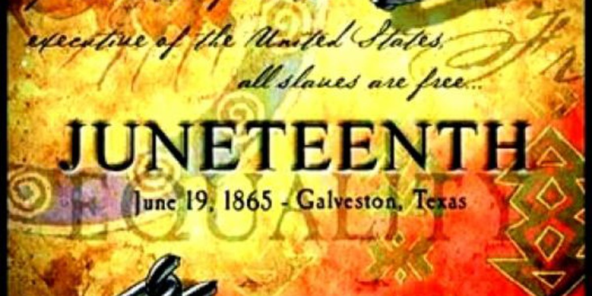Juneteenth Celebration In Electra