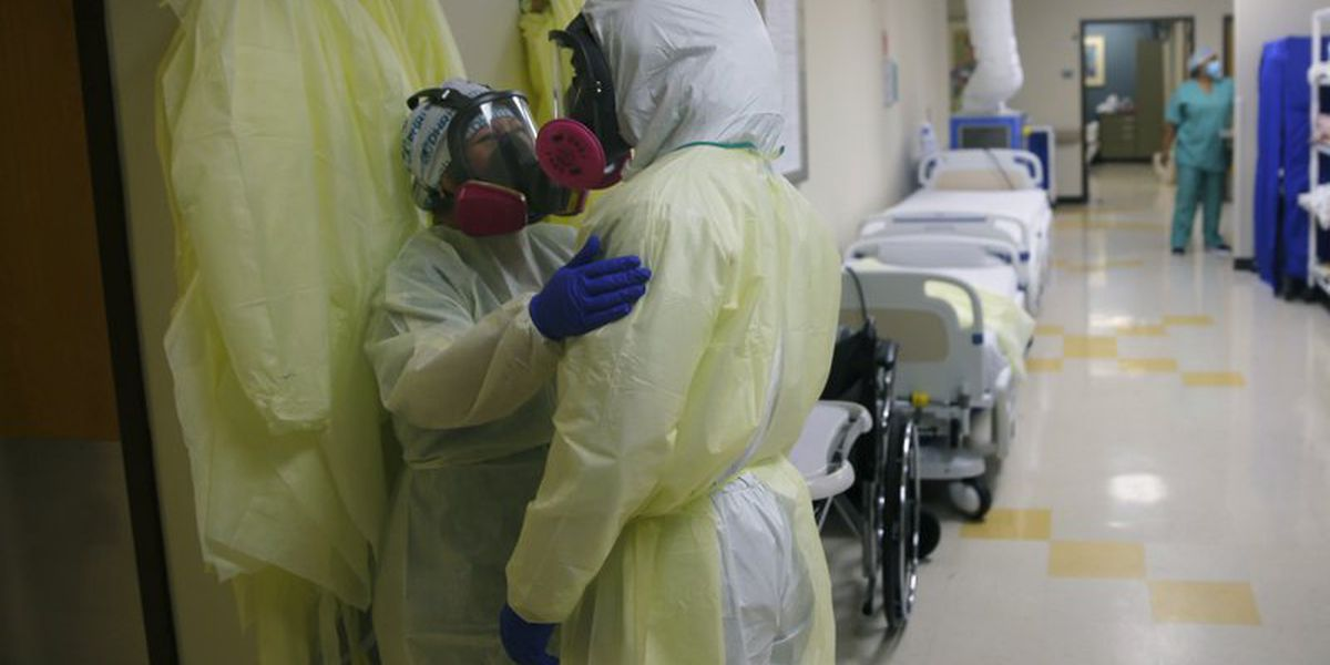 Texas becomes 4th state to surpass 10,000 virus deaths
