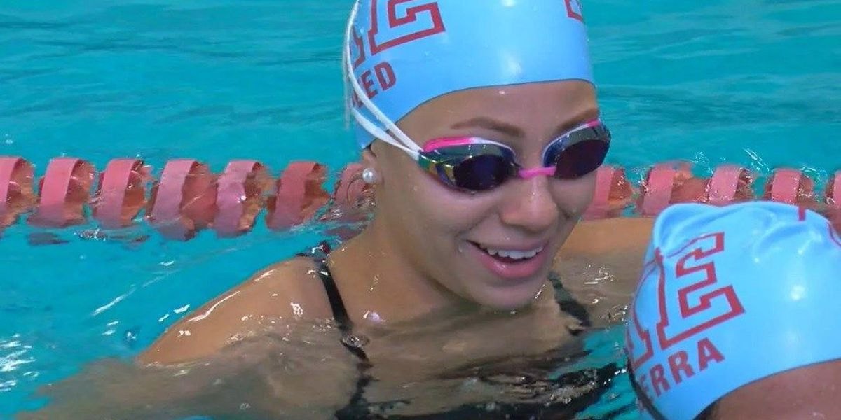 Eisenhower swimmer signs with Southern Illinois University