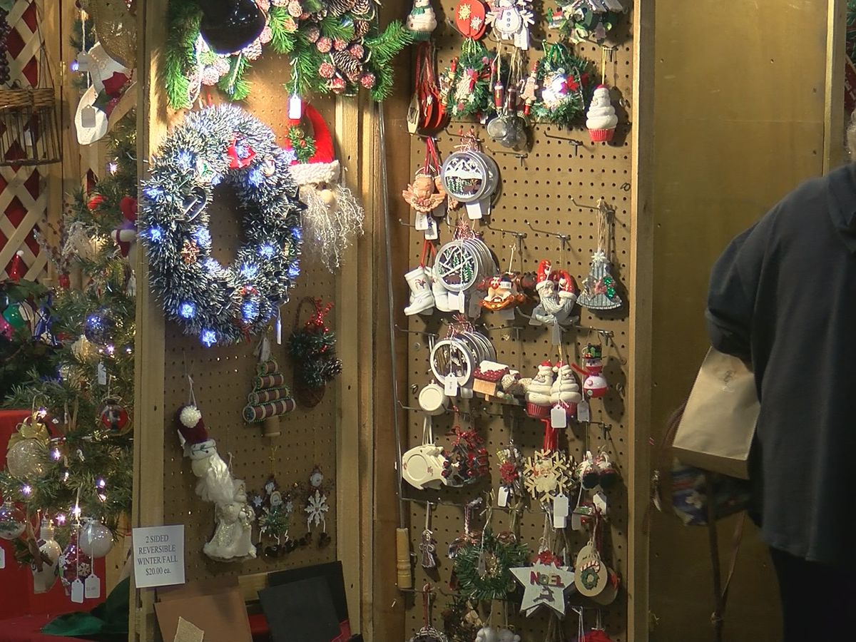 Wichita West VFD 39th Annual Arts and Crafts Show this weekend