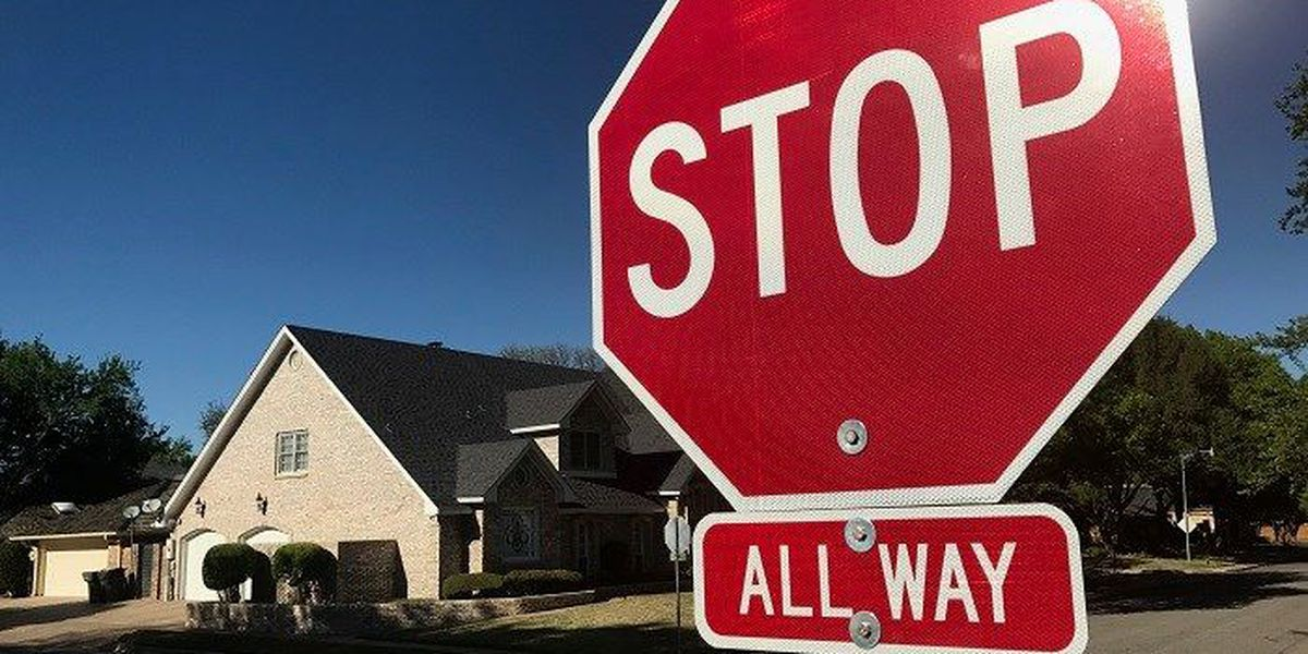 12 downtown WF intersections could change to four-way stops