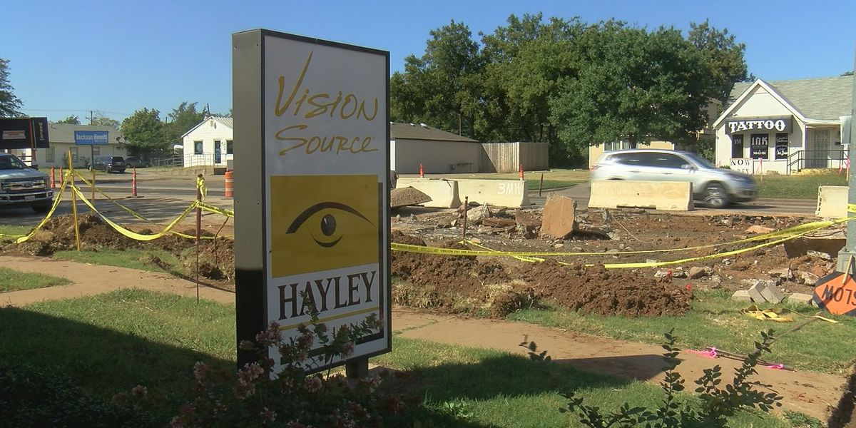 Construction causing problems for businesses