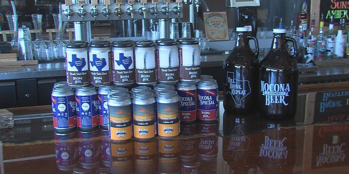 Hometown Pride Tour: Nocona Beer and Brewery