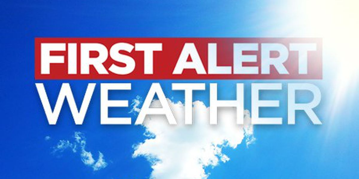 Thursday afternoon will be warmer despite cold start