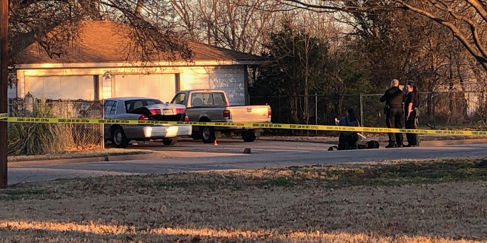WFPD identifies victim of city's first homicide