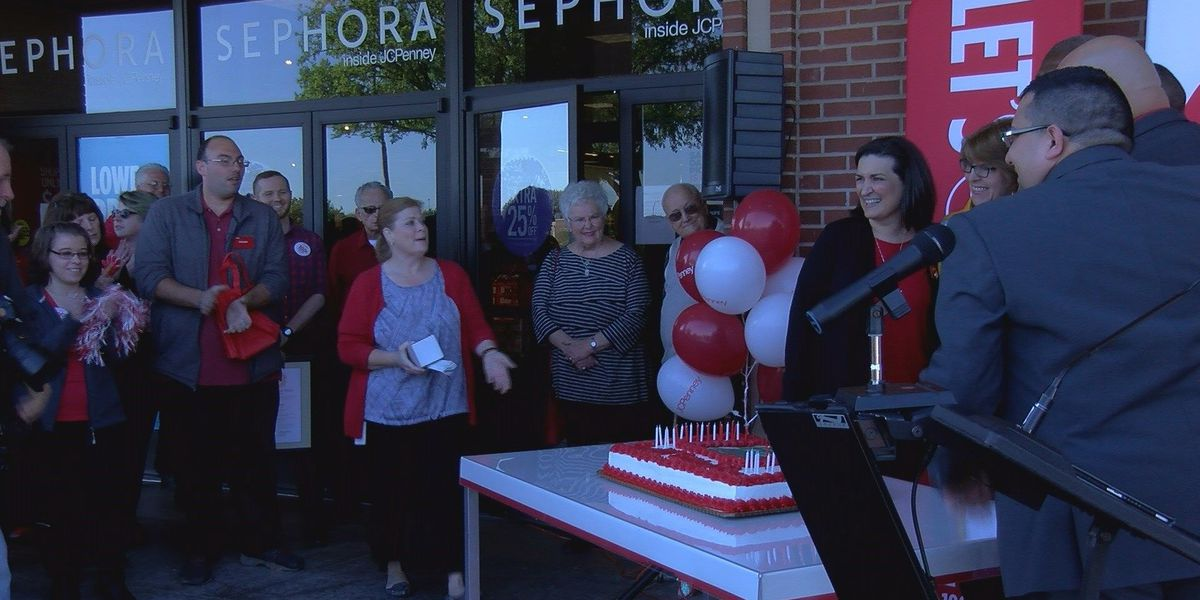 Department store celebrates 100 years of business in Wichita Falls