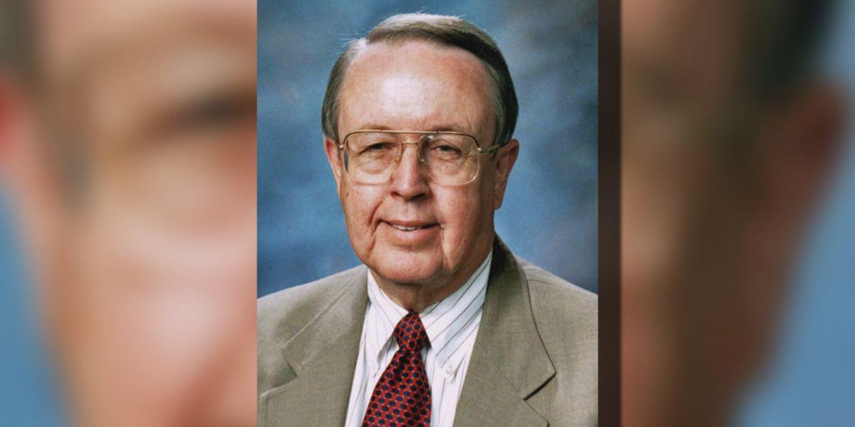 Friends remember former WF Mayor, Charles Harper
