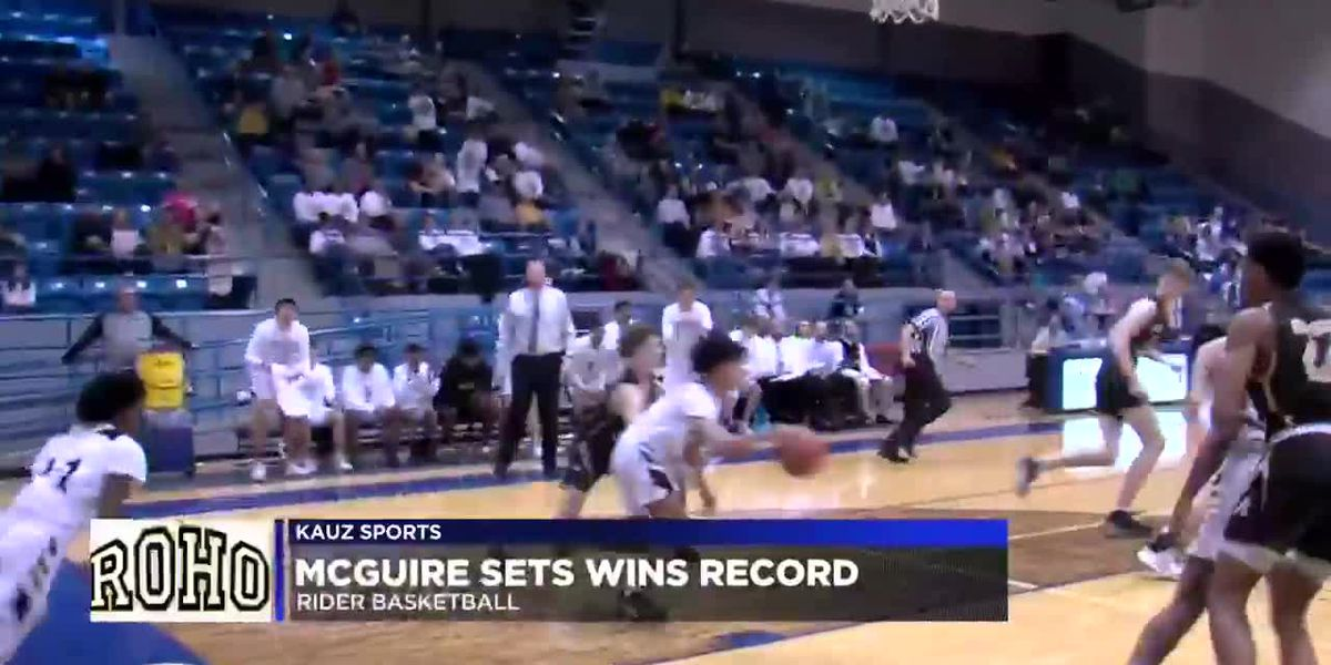 Mcguire sets all time wins record at Rider