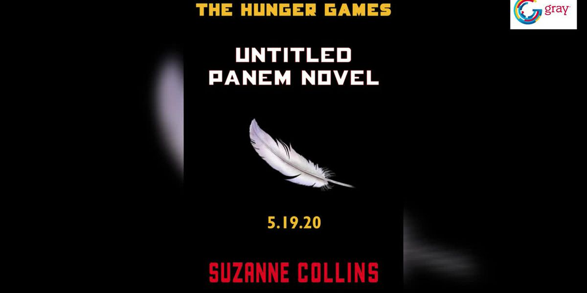 A 'Hunger Games' prequel novel is coming next year