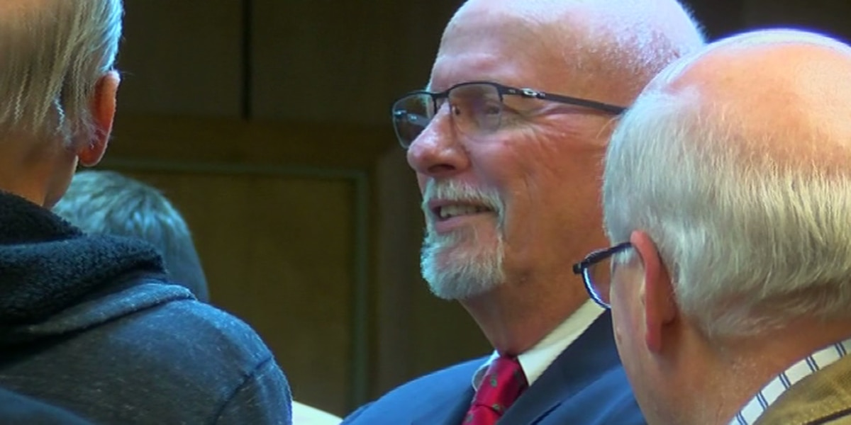 Wichita County honors retiring 30th District Court Judge Bob Brotherton
