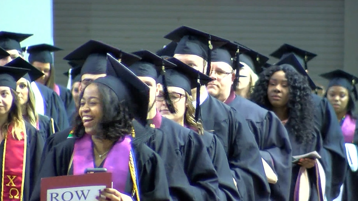 762 degrees handed out at MSU commencement ceremony