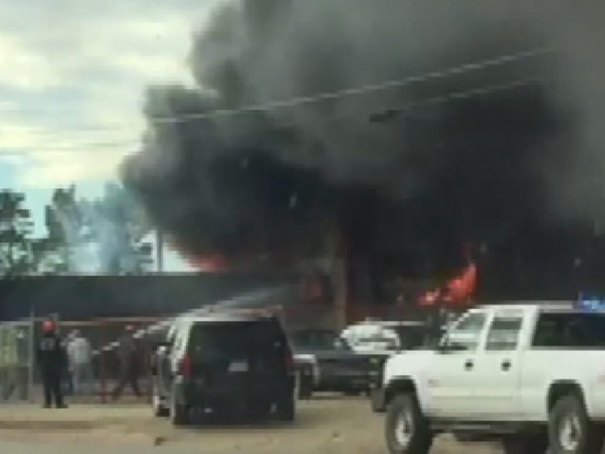 Road to Recovery: survivors of Quanah auto shop explosion share their story