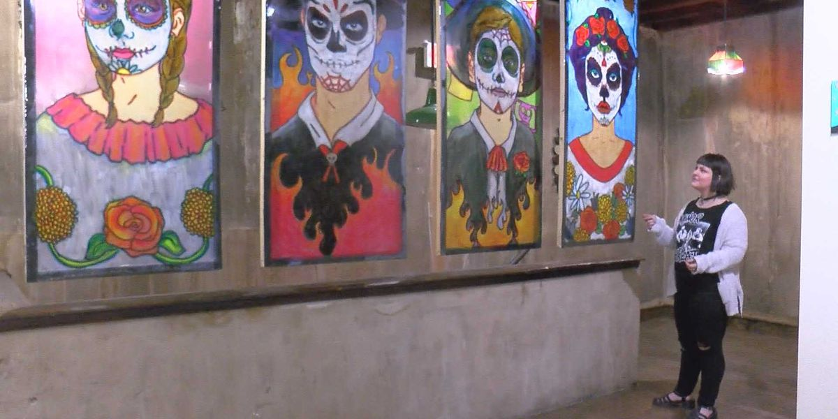 Digital Exclusive: Local Facebook group leads to art exhibit