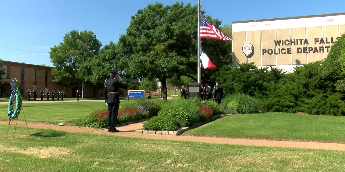 WFPD starts national police week with memorial service