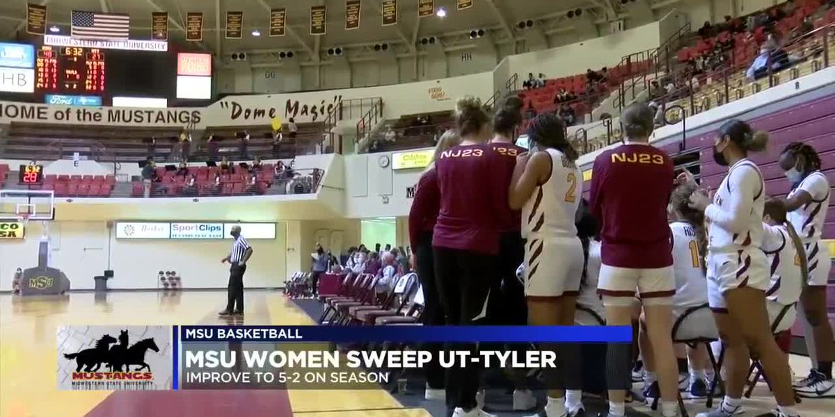 MSU women complete sweep against UT-Tyler