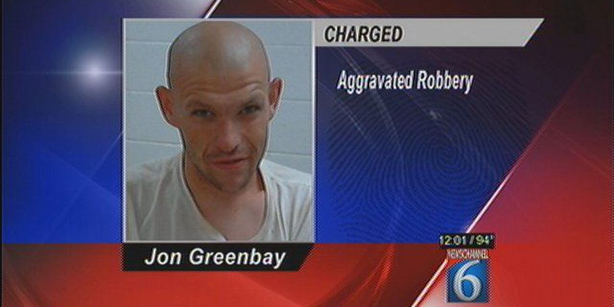 Man Charged For Robbery