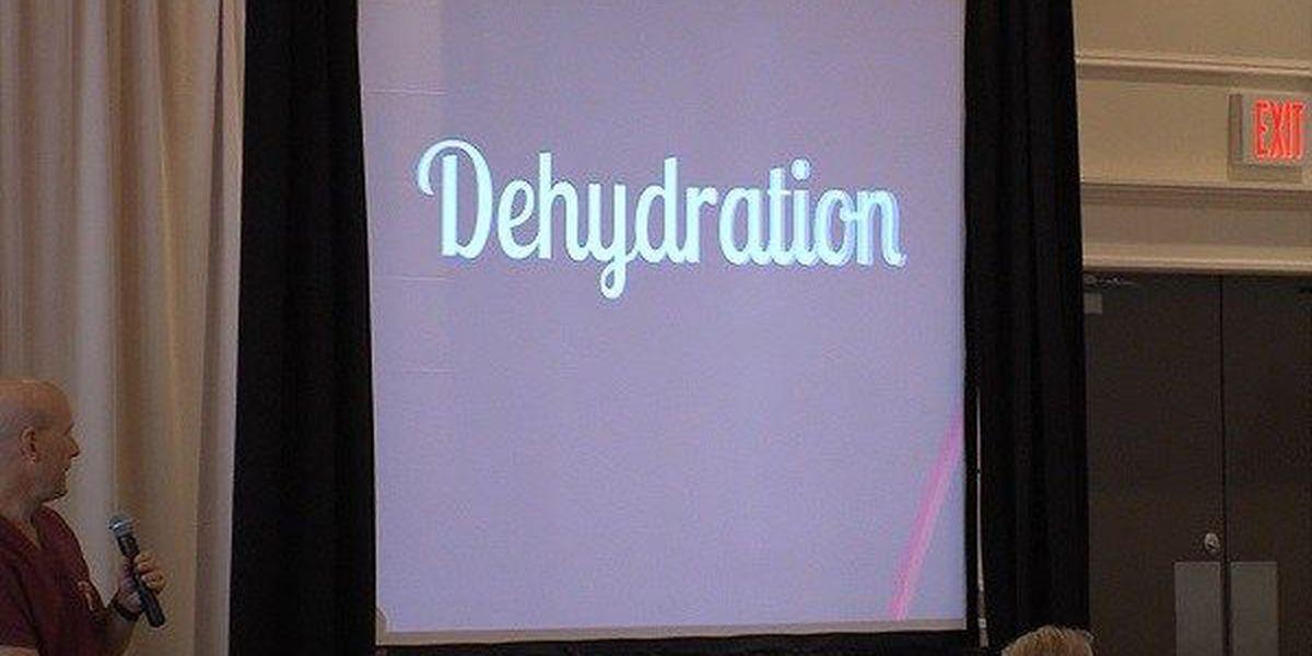HHH 2015: Hydration Hazards