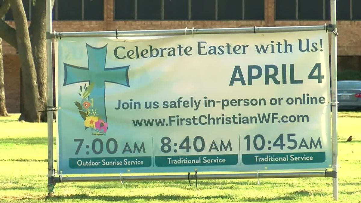 News Channel 6 City Guide: Easter Services at First Christian Church