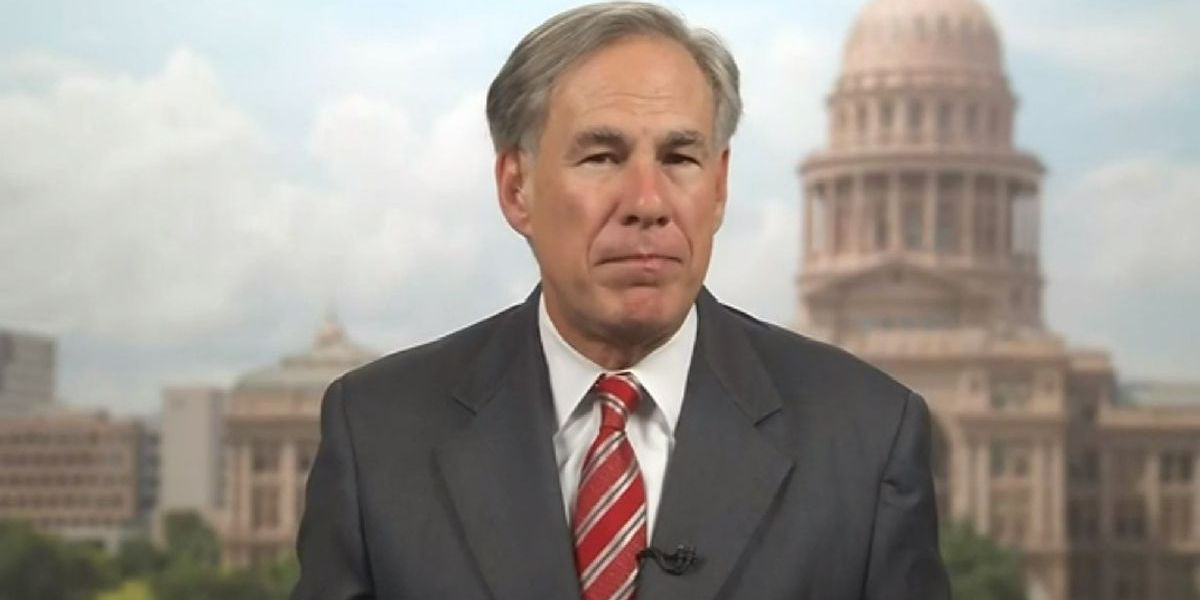 Executive order protecting Texas energy industry from federal overreach issued by governor