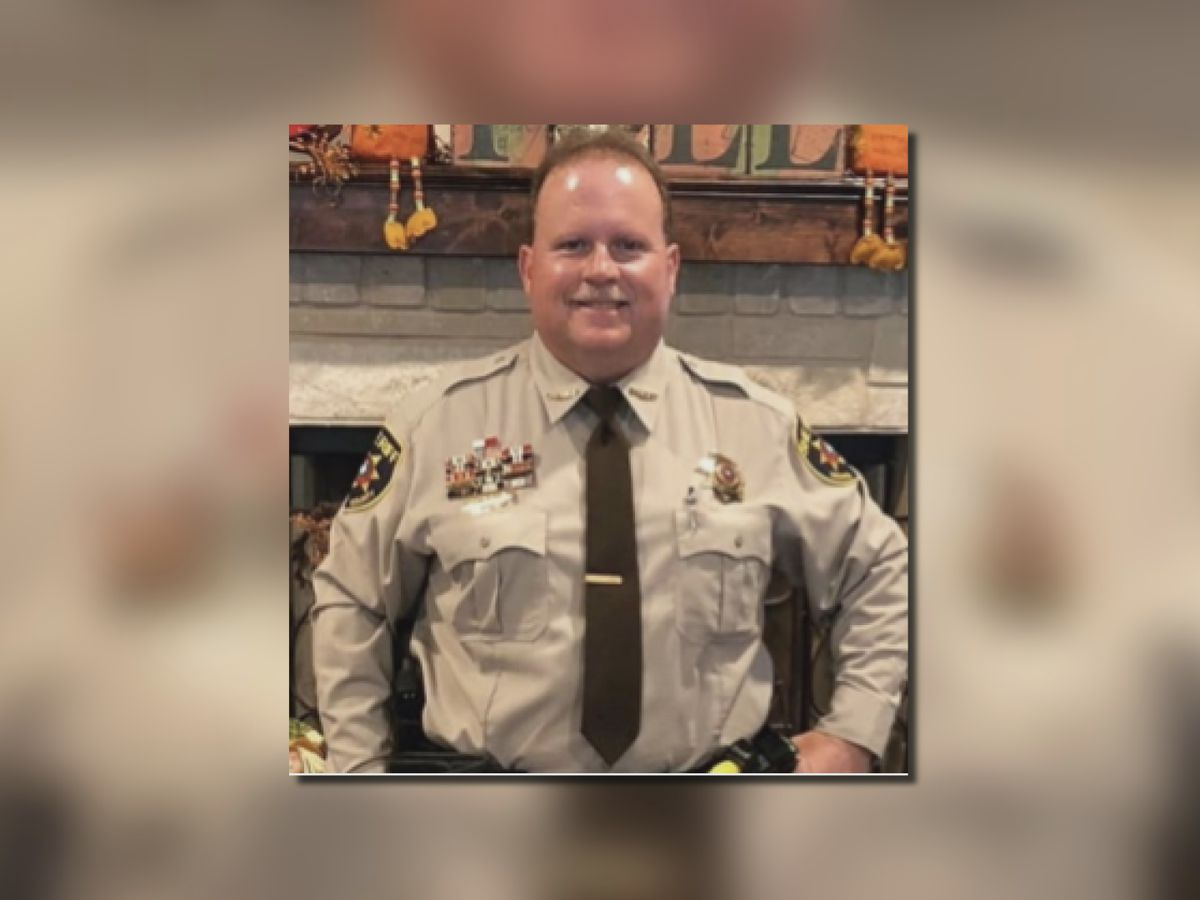 Sheriff Duke seeking fourth term
