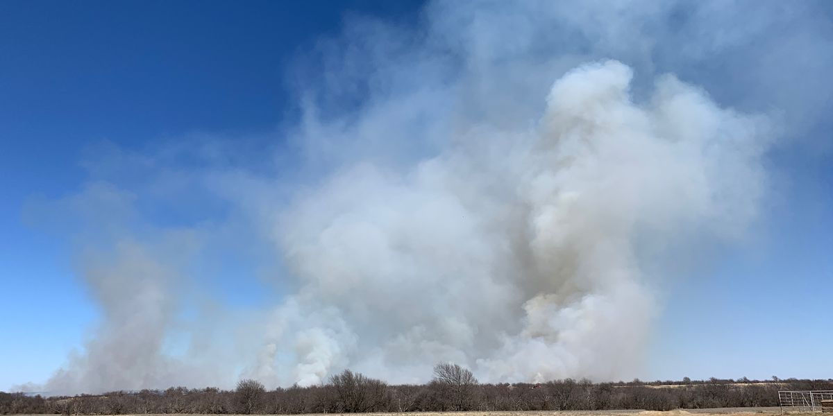 UPDATE: Clay County fire extinguished