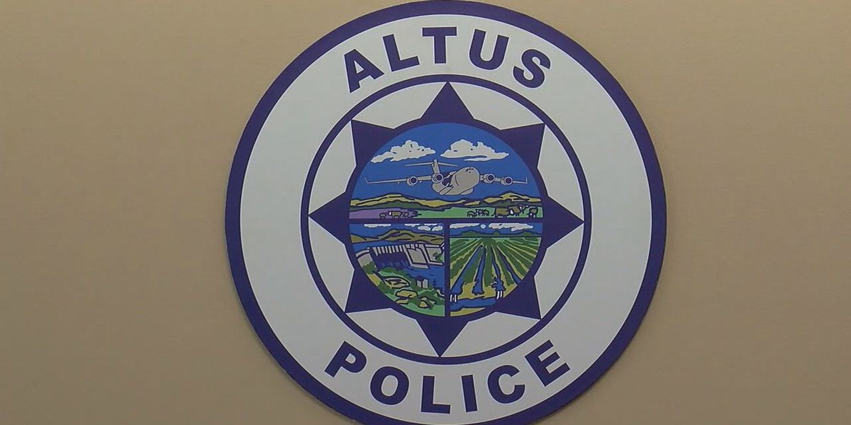 Altus PD arrest juvenile for having firearm on campus, WOSC locked down due to incident