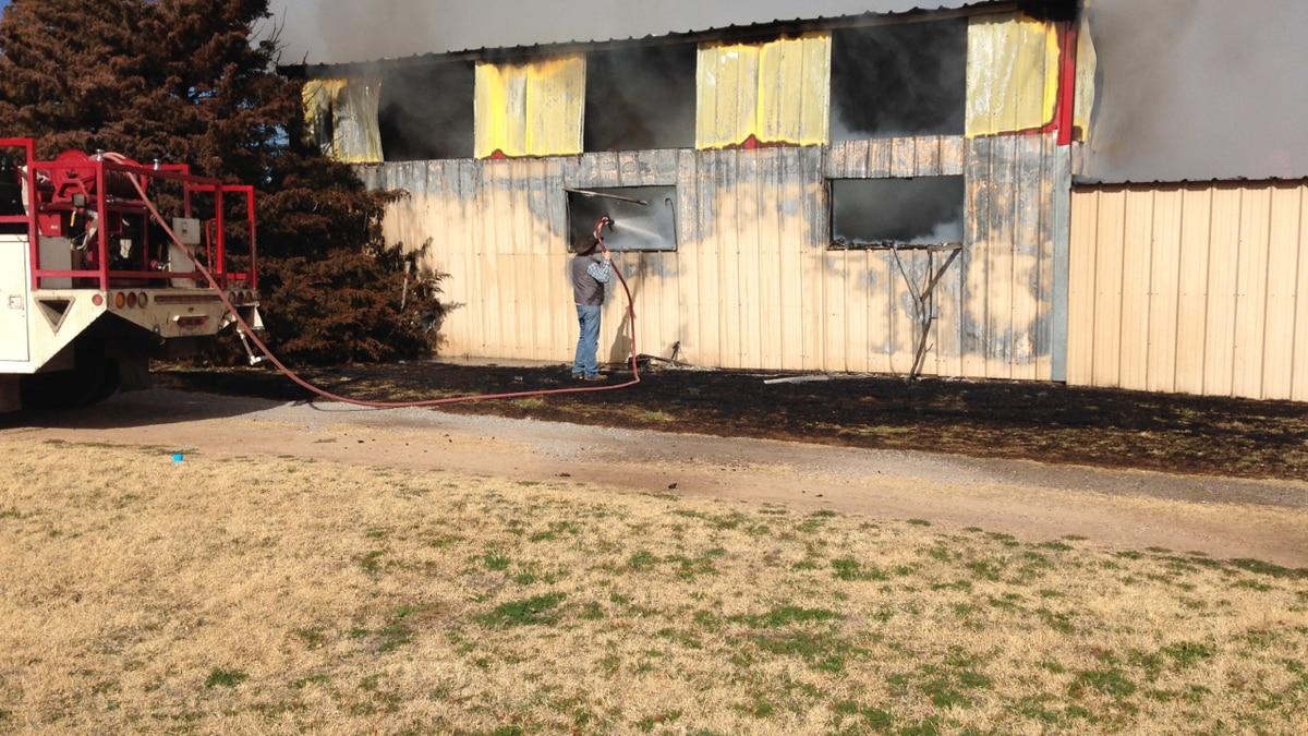 Retired Vernon firefighter killed in explosion in Quanah