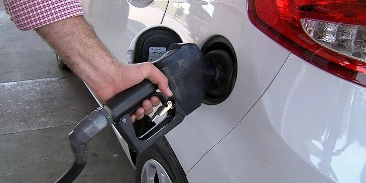 Gas prices down this week in Wichita Falls