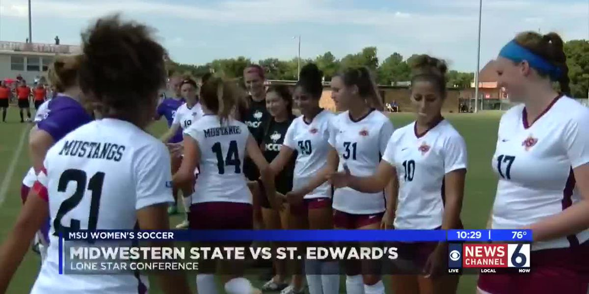 Midwestern State vs St. Edward's highlights