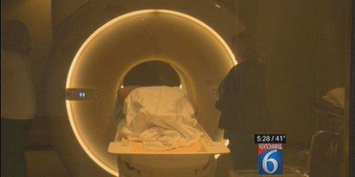 New MRI Machine At Wilbarger General Hospital