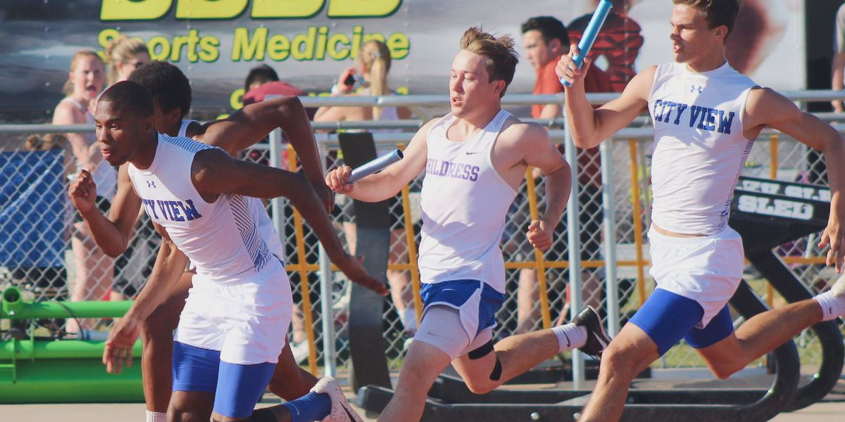 Senior Spotlight: City View boys track