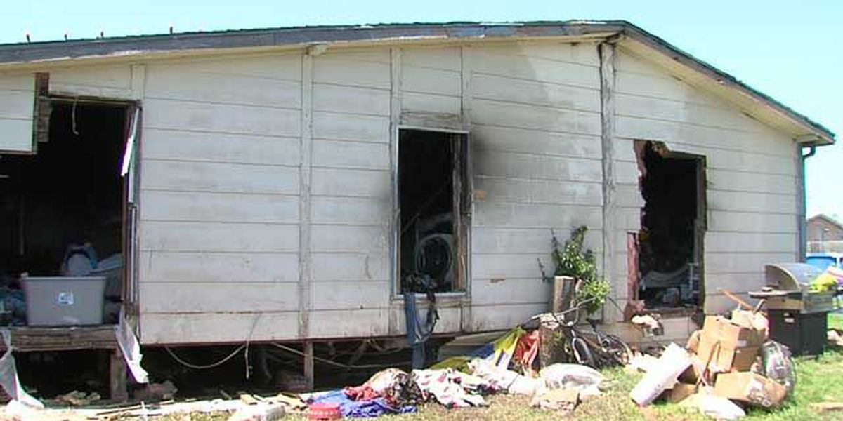 Geronimo Family Recovering After House Fire