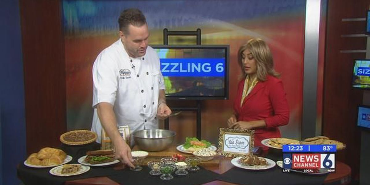 Sizzling With 6: The Highlander Chicken Salad