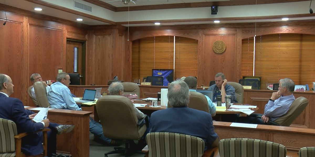 Wichita County commissioners discuss finance during a pandemic