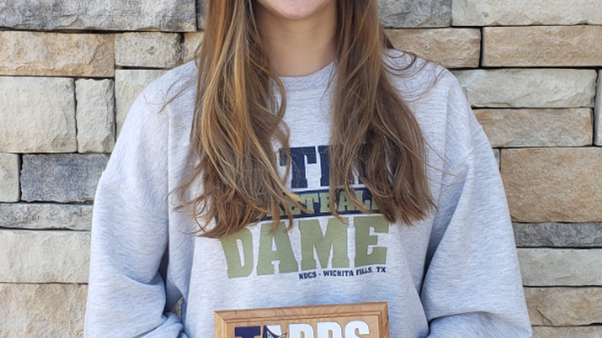 Macha named TAPPS 1A Athlete of the Year