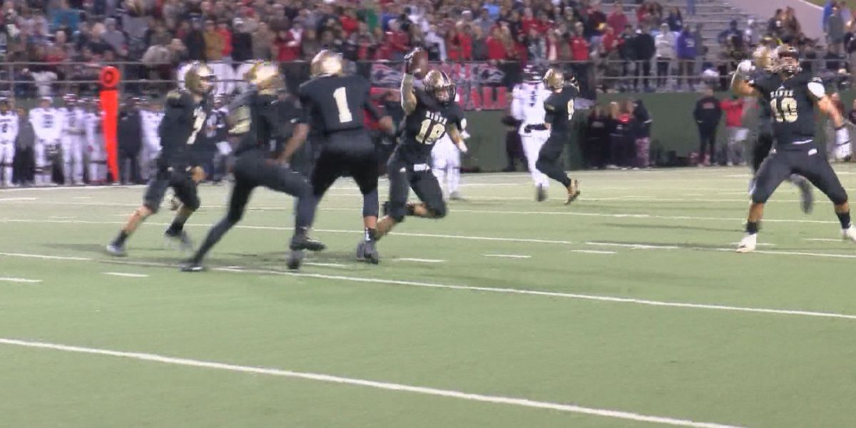 Turnovers will play big role in historical 5A DII Regional Semifinal