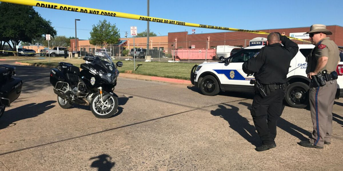 UPDATE: WFPD has provided additional details after officer-involved shooting, WFPD wreck