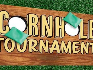 Cornhole Tournament being held by Friberg-Cooper VFD