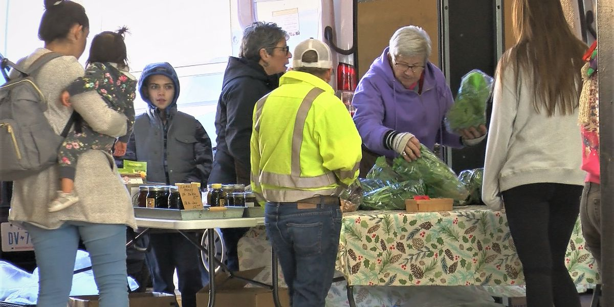 WF Farmers Market returns for winter season