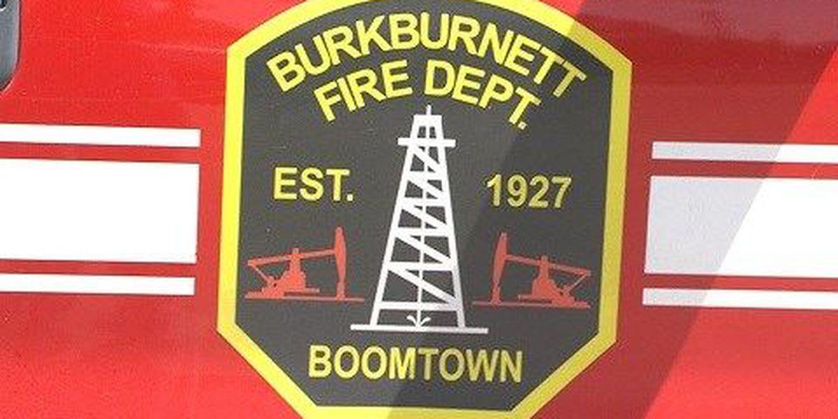 "Burkburnett VFD Places 5th in ""Best of Us"" Contest"