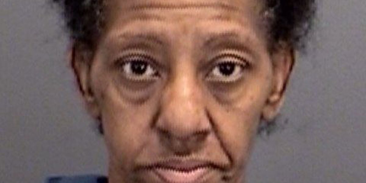 WFPD: Woman arrested for allegedly pointing gun at neighbor