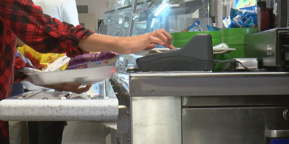 Texoma school lunch officials talk free and reduced lunches