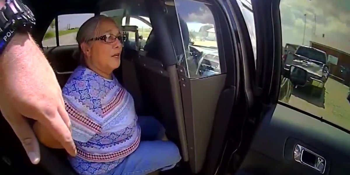 Okla. City woman refuses to sign ticket, kicks officer then gets tased