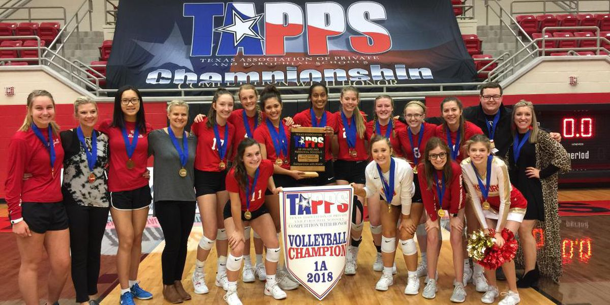Christ Academy wins TAPPS 1A state championship