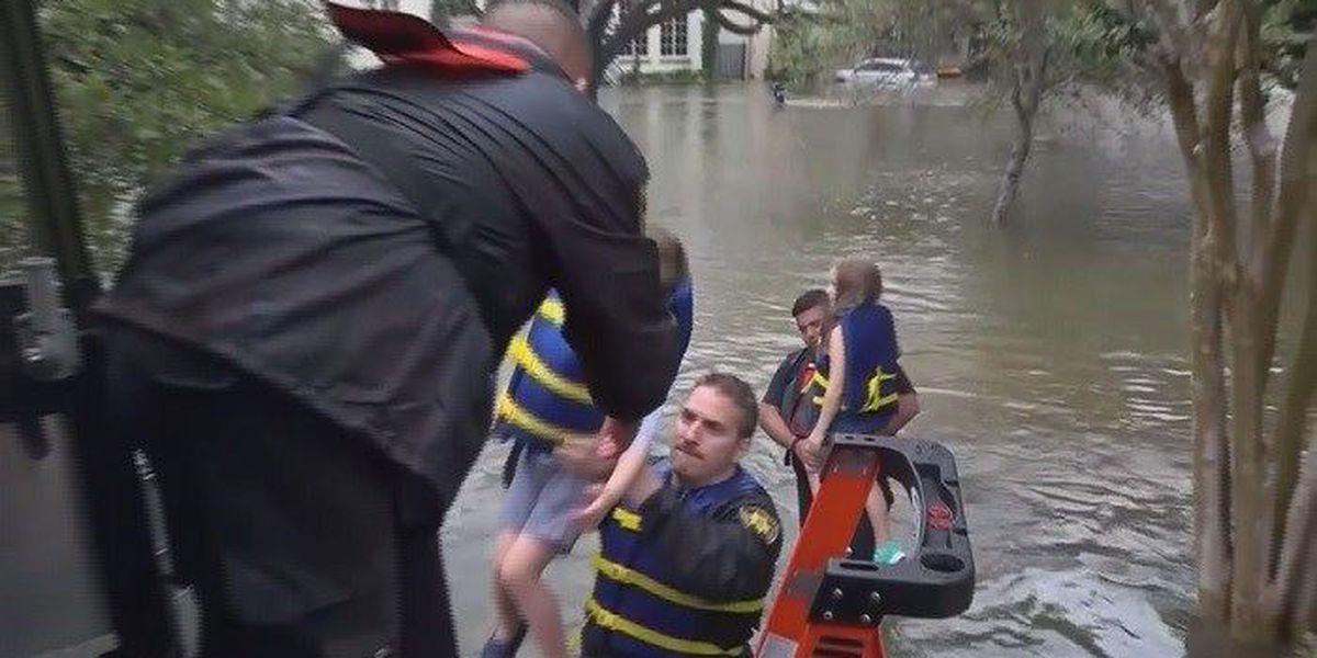 Lake Arrowhead housing Hurricane Harvey evacuees
