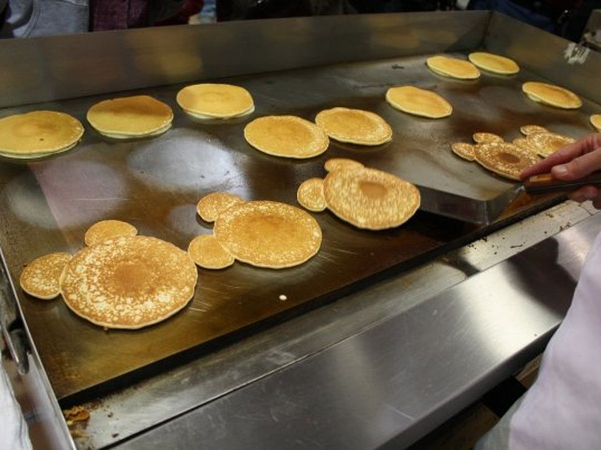 University Kiwanis Club prepares for Pancake Festival